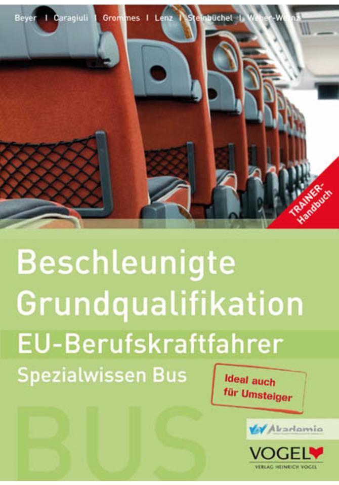 medien beschleunigte grundqualifikation spezialwissen bus. Black Bedroom Furniture Sets. Home Design Ideas